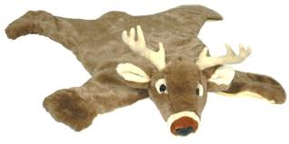 plush bear rug white tail deer plush rug plush teddy bear rug