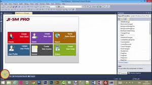 C Creating Professional Layouts In Winforms Application In Urdu
