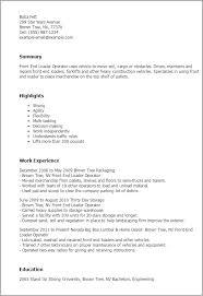 Front End Developer Sample Resume Best Of Loader Resume Benialgebraincco
