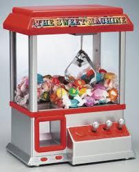 Crane Toy Vending Machine Impressive Amazon The Sweet Candy Machine THE Sweet Machine Candy