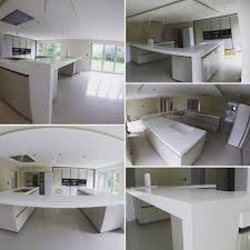 Corian Designer White Thickness 80mm Thick Designer White Corian With 966 Moulded Sink