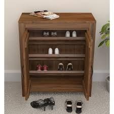 strathmore solid walnut furniture shoe cupboard cabinet. Goa Modern Walnut Shoe Storage Cabinet Strathmore Solid Furniture Cupboard