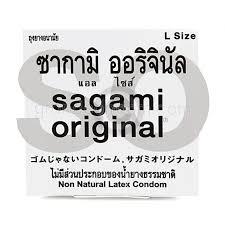 Sagami Original 0 02 L Size