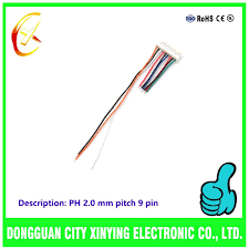 oem sample pin wire harness jst molex connector buy oem sample 9 pin wire harness jst molex connector
