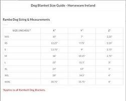 Amazon Com Horseware Ireland Rambo Newmarket Dog Coat