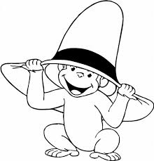 Small Picture Baby Monkey Coloring Pages Coloring Pages