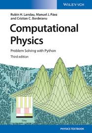 computational physics problem solving python rd computational physics problem solving python 3rd edition 3527413154 cover image