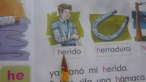 Las 27 letras que usamos en español con ejercicios para practicar. Nacho Lee Silabas Con Ha He Hi Ho Hu Youtube