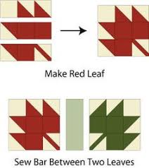 Maple Leaf Quilt Block Pattern | ... Download the pattern and ... & Sew a Quilt from an All-Time Favorite Design, Maple Leaf: Sew Maple Adamdwight.com