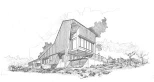 architecture house drawing. Drawing Architecture House