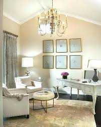 home office elegant small. Elegant Home Offices Office Design With Vaulted Ceilings Dark Hardwood Floors And . Small