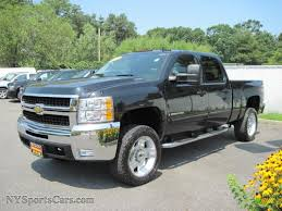 2009 Chevrolet Silverado 2500HD LTZ Crew Cab 4x4 in Black - 132198 ...