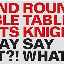 round table knights feat ogris debris