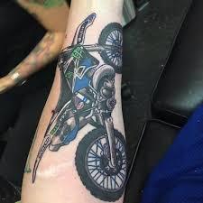 татуировки мотоциклистов символика значение история