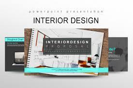 interior design presentation templates on creative market