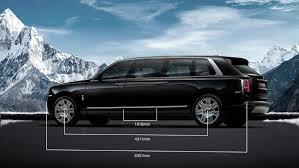 Custom Rolls Royce Cullinan By Klassen