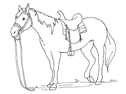Horse Coloring Picture Horse Coloring Book Pages Autoinsurancegusinfo