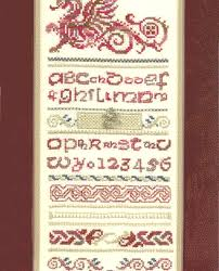 Welsh Sampler Archives Cross Stitch Review