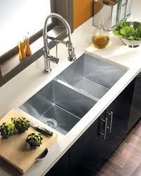 extra deep undermount kitchen sinks large shining single sink stainless steel extra deep kitchen sink