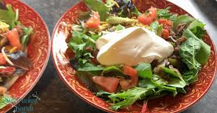 Oh yeah try theses ideas on a larger scale on a foil cooked pot roast. Instant Pot Steak Fajitas Salad Recipe Sidetracked Sarah