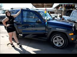 Automotriz California Jeep Liberty Renegade 2005 - YouTube