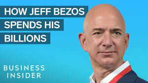 How Jeff Bezos Makes And Spends His ...