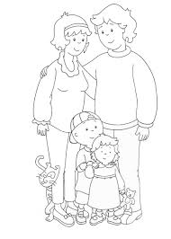 Small Picture Caillou coloring pages caillous family ColoringStar