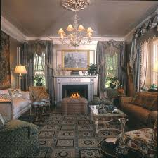Updated 1930's Home traditional-living-room