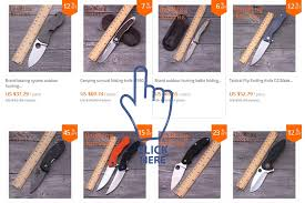 <b>Camping</b> portable hunting survival folding <b>knife</b> wooden handle ...