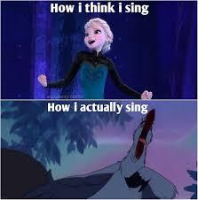 Favorite Disney Frozen Memes via Relatably.com