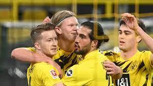גרמניה: בורוסיה דורטמונד ניצחה את אוניון ברלין 0:2 - וואלה! ספורט