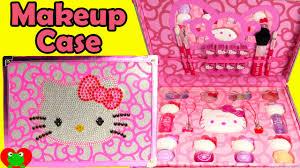 o kitty cosmetics makeup case