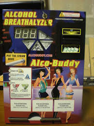 Breathalyzer Vending Machine Extraordinary New Alcobuddy Alcobuddy Breathalyzer Vending Machine