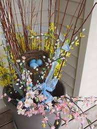 easter outdoor decor ideas 19