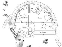 Spiral House PlanFloor Plan