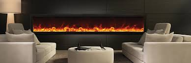 picturesque brilliant amantii bi 88 deep full frame electric fireplace of large insert