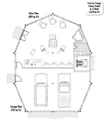 garage office plans. MULTI PURPOSE House Plan MP-0401 (1670 Sq. Ft.) 0 Bedrooms Garage Office Plans