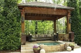 gazebo pictures in backyard.  Gazebo 11 An Open Air Cabin To Gazebo Pictures In Backyard Y