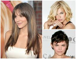 Hairstyle For Oval Face Shape the most flattering haircuts by face shape 3220 by stevesalt.us