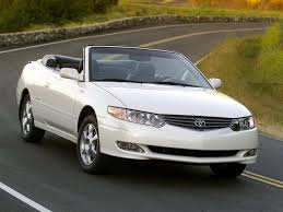 Toyota Camry Solara 2001: Review, Amazing Pictures and Images ...