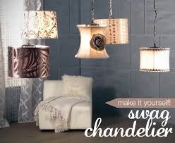 make your own lighting a diy chandelier project chandelier lighting kit