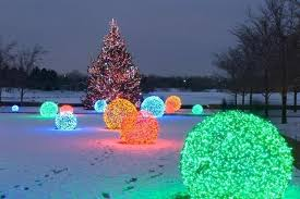 outdoor lighting balls. Simple Lighting Outdoor Christmas Light Balls Large Best Of Lights  Decorate The House While Fence Is With Lighting H