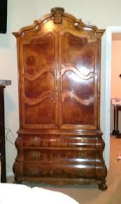 Beautiful 5 pc Henredon Bedroom Set For Sale | Antiques.com ...