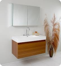 stylish modular wooden bathroom vanity. Fresca Mezzo Teak Modern Bathroom Vanity Stylish Modular Wooden