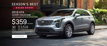 oem 1118 cadillac xt4 luxury ntl lease