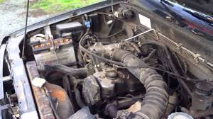 Isuzu Pup KS Chevy luv ruogh running Suggestions on what it might ...