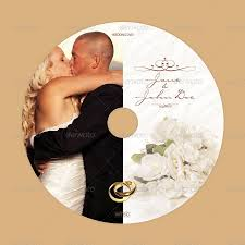 Wedding Dvd Template Classy Wedding Dvd Covers By Shermanjackson Graphicriver