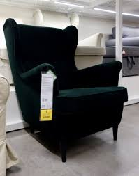 Ikea Strandmon Gallery Of Image Of Strandmon Wing Chair Ikea With