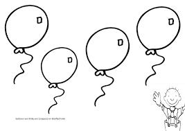 Kleurplaat Ballon Google Zoeken Ballen Ballonnen En Classycloudco