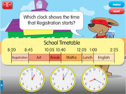 Troublesome Time table: A year 5 time resource for interactive ...